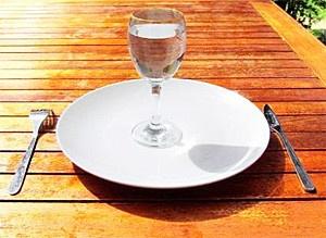 голод при панкреатите