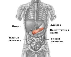 Рекомендации при панкреатите