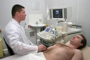 С помощью УЗИ можно определить опухоль в поджелудочной