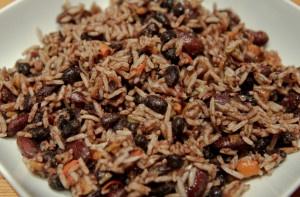 Рис с фасолью при панкреатите