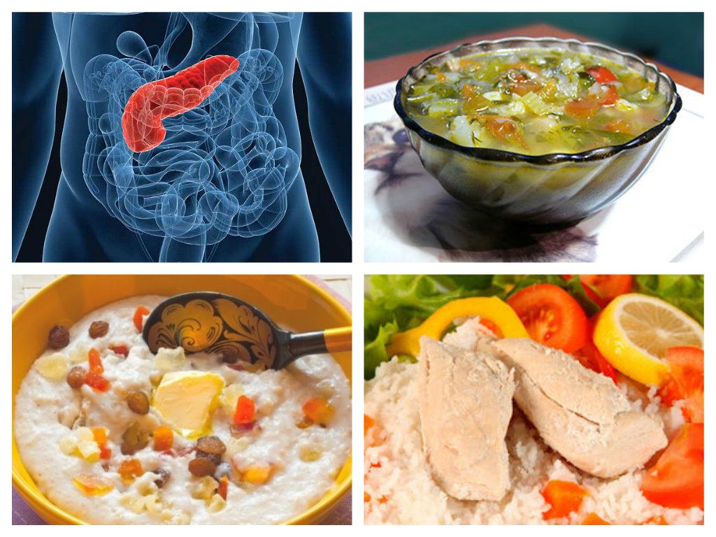 Что приготовить для больного панкреатитом