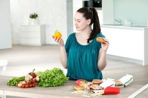 Как питаться чтобы не болел живот