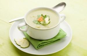 Как приготовить суп пюре из риса.