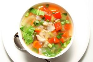 Какой суп есть при панкреатите.