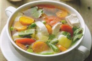 Супы при диете №5