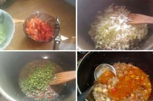 Как готовить ваджи.