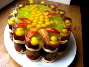 Десерт для поджелудочной железы.