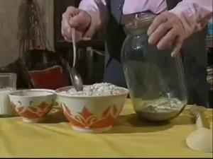 Рецепт приготовления киселя по изотову