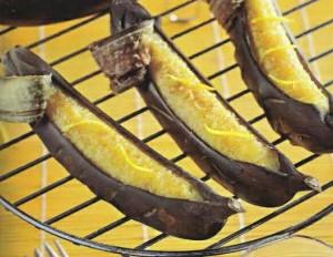 Можно ли запекать бананы